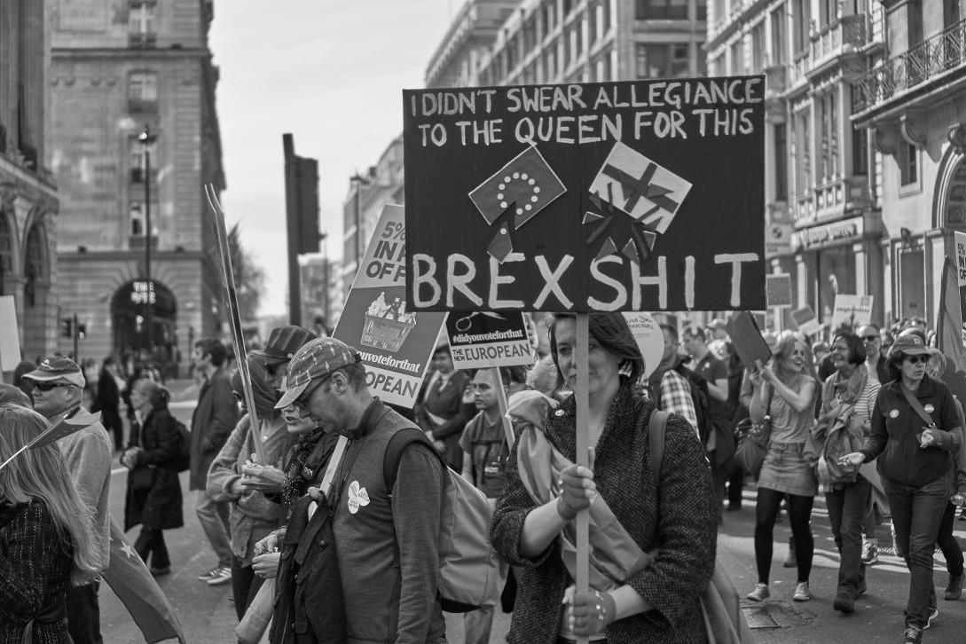Wachsende Fremdenfeindlichkeit in Großbritannien