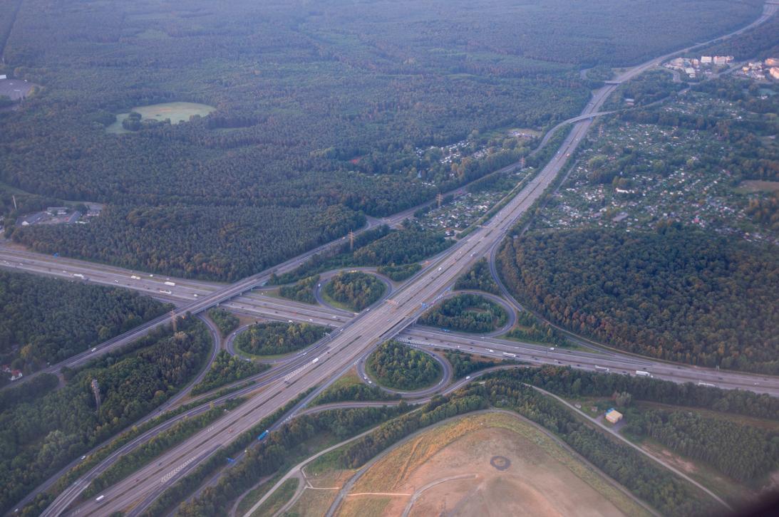 Kritik an der Zustimmung der Linken zur Bundesautobahngesellschaft
