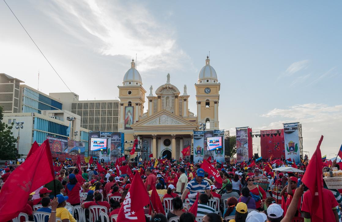 Zur Krise in Venezuela