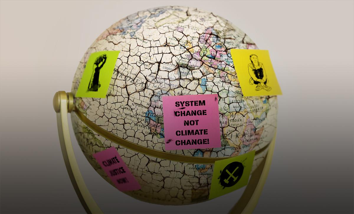 Den ökosozialistischen Umbau in den Vordergrund stellen: Radikal sein heißt das Übel an der Wurzel packen