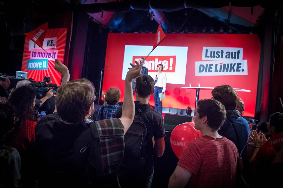 Erklärung der ISO zu den Ergebnissen der Bundestagswahl 2017