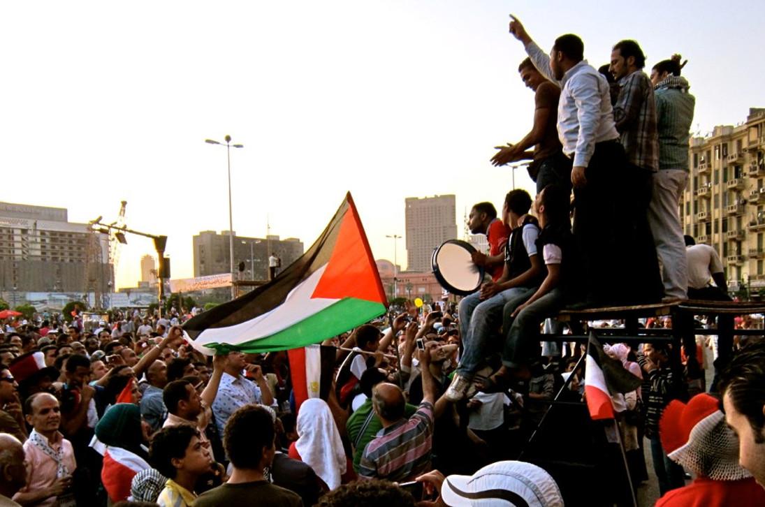 Für Meinungsfreiheit, auch in der Palästina-Frage