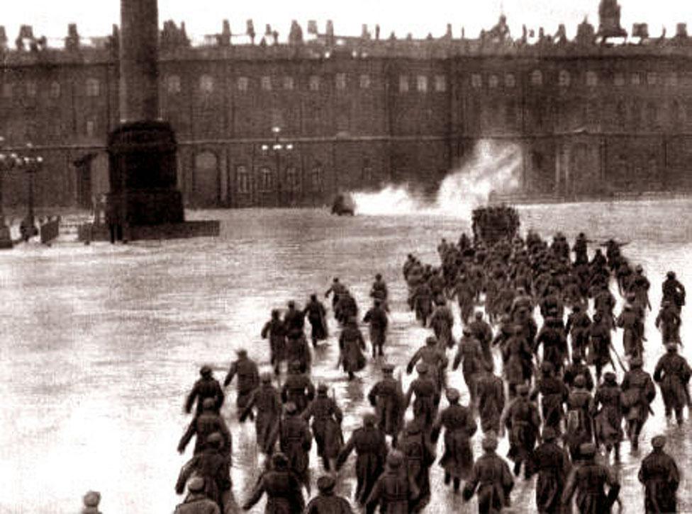 Oktober 1917 – Putsch oder revolutionärer Aufbruch?