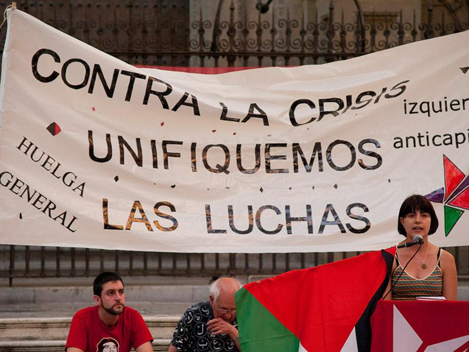"""""""Der autoritären Leitung von Podemos fällt es schwer, mit der Vielfalt umzugehen."""""""