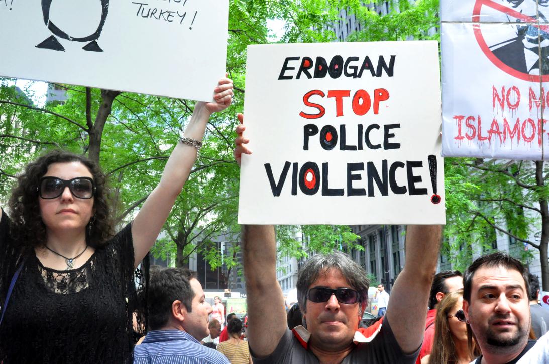Spendenaufruf zur Unterstützung der von Repression Betroffenen in der Türkei