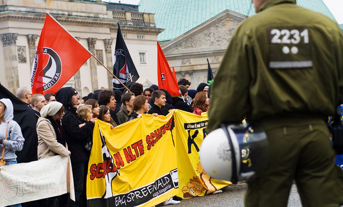 Studentische Beschäftigte an den Berliner Hochschulen sind im Streik