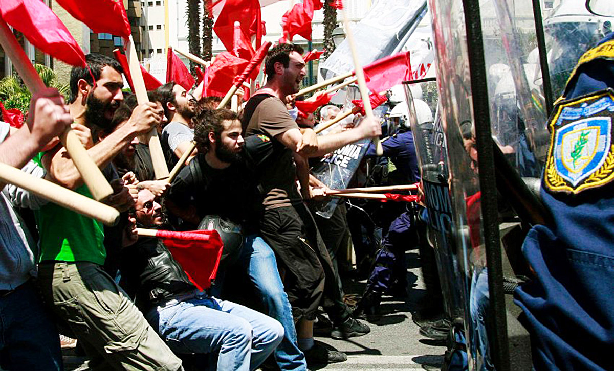 Internationale für Revolution und Kommunismus aufbauen