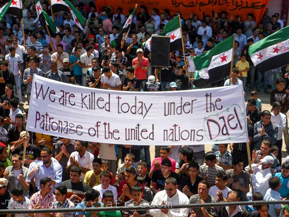 Internationalistische Solidarität mit dem syrischen Volk ist notwendiger denn je