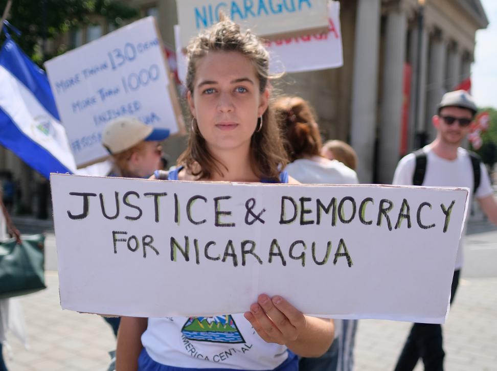 Nicaragua schmerzt