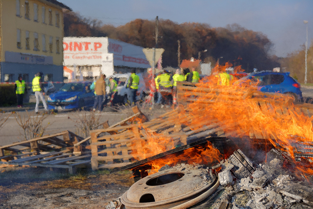 """""""Gelbwesten"""" – die Herausforderung einer Volksbewegung"""