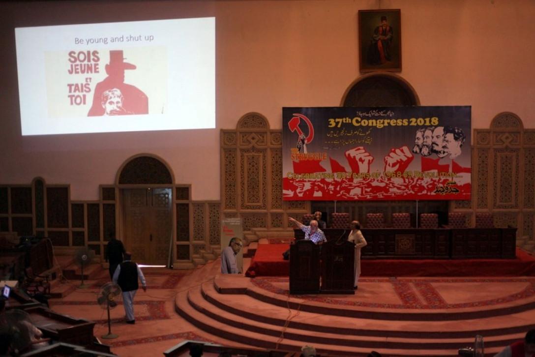 Pakistan: Geisel der religiösen Kräfte ‒ Widerstand der radikalen Linken