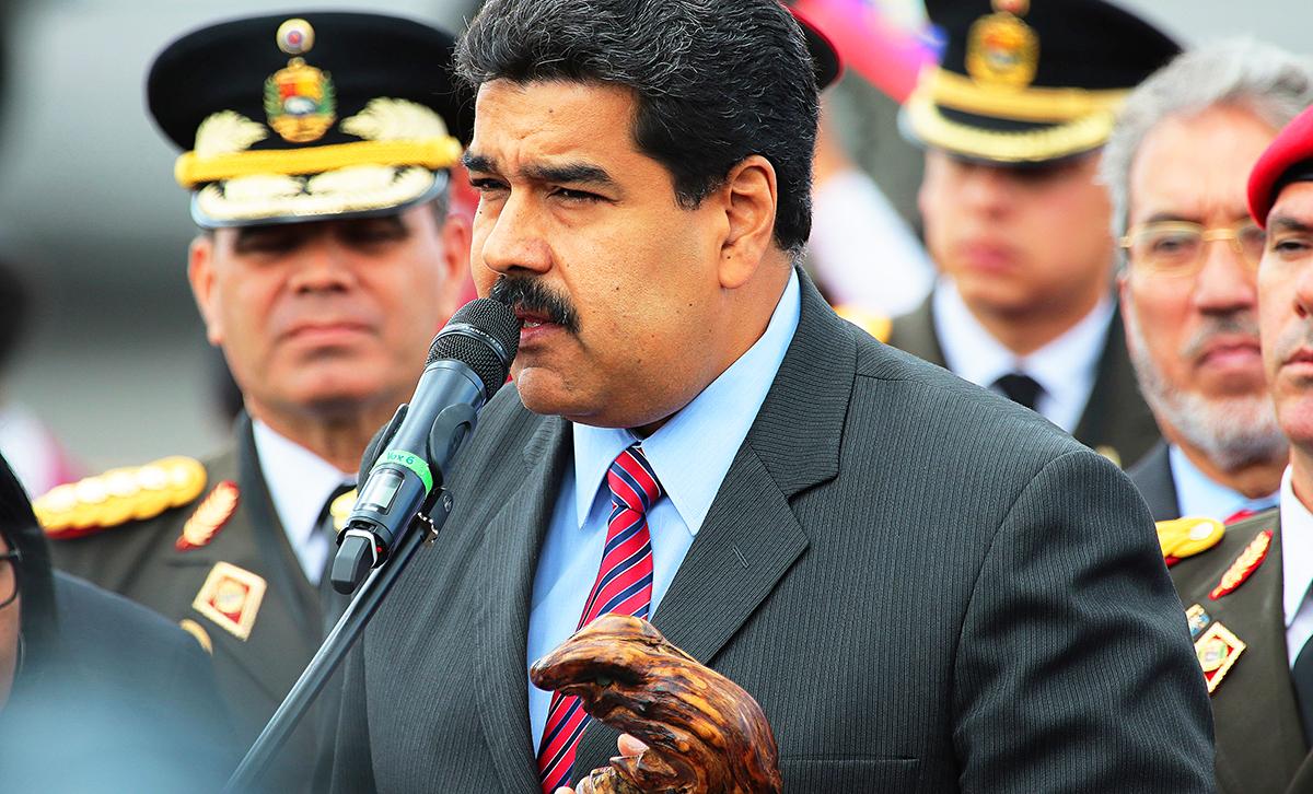 Nein zum Putsch in Venezuela! Für eine demokratische Lösung der Krise!