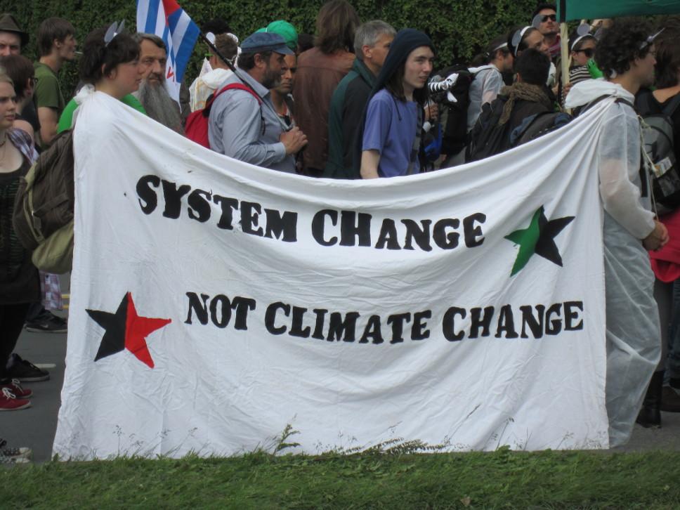 Alternativen gegen die Klimakatastrophe