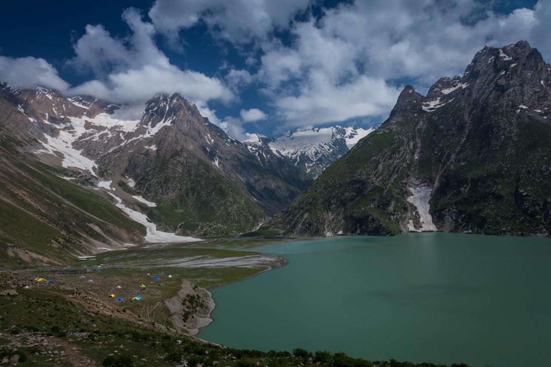 Nein zum Krieg! Freiheit für das Volk von Kaschmir!
