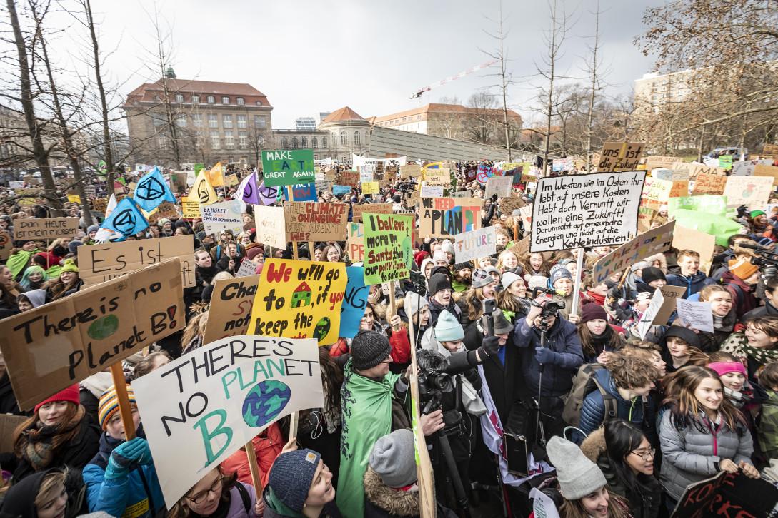 Unsere Kinder streiken für das Klima! Und was tun wir?