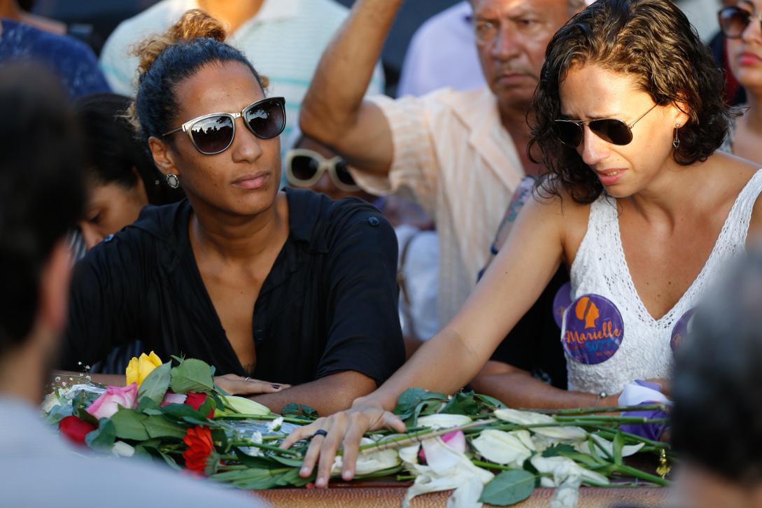 Brasilien: Gerechtigkeit für Marielle Franco!