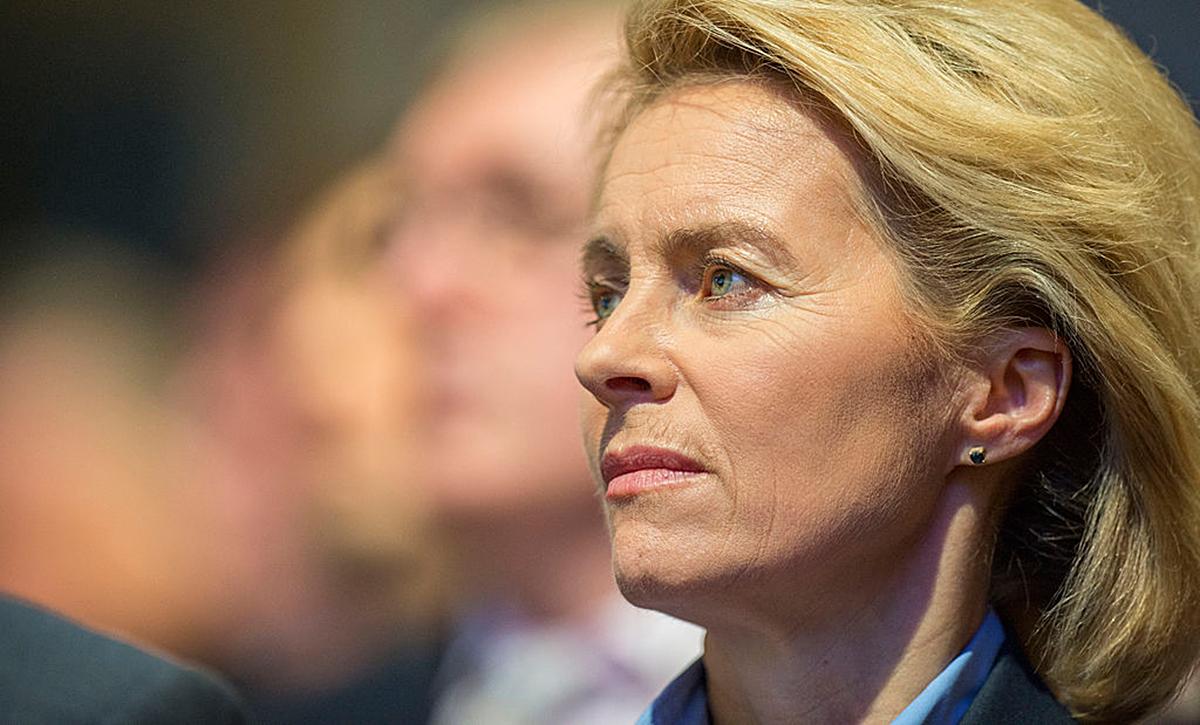 Die Wahl von der Leyens entblößt die europäische Fassadendemokratie