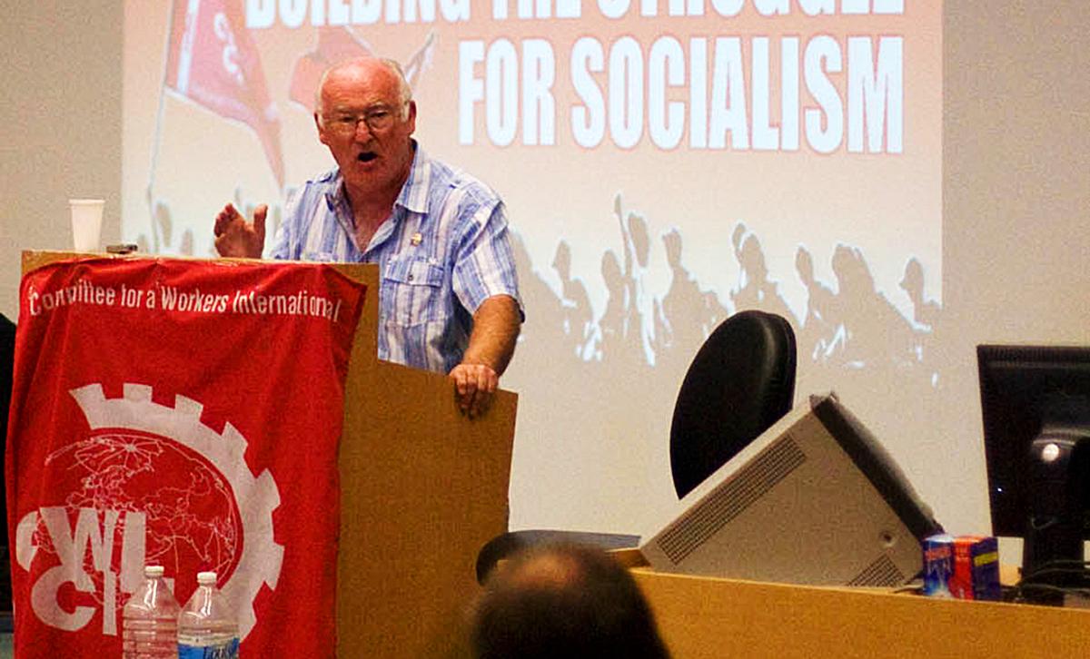 Das Komitee für eine Arbeiterinternationale (CWI) steckt in der Krise