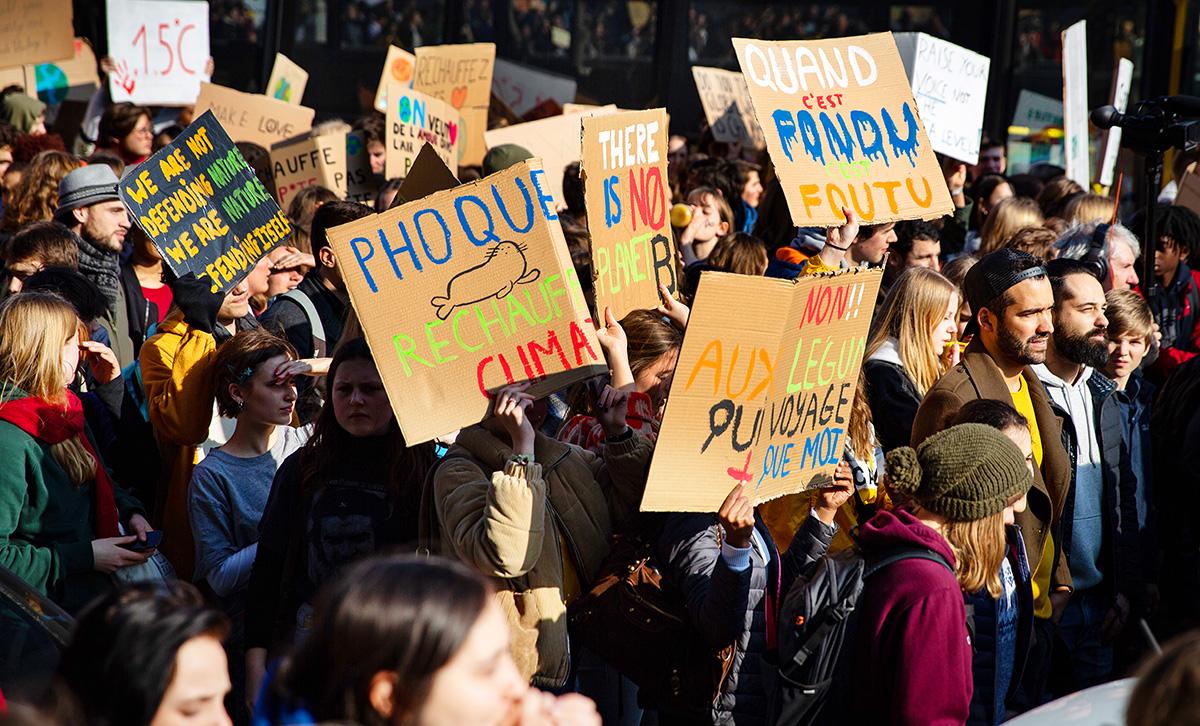 Demokratie und Klassenorientierung sind strategische Fragen der Klimabewegung