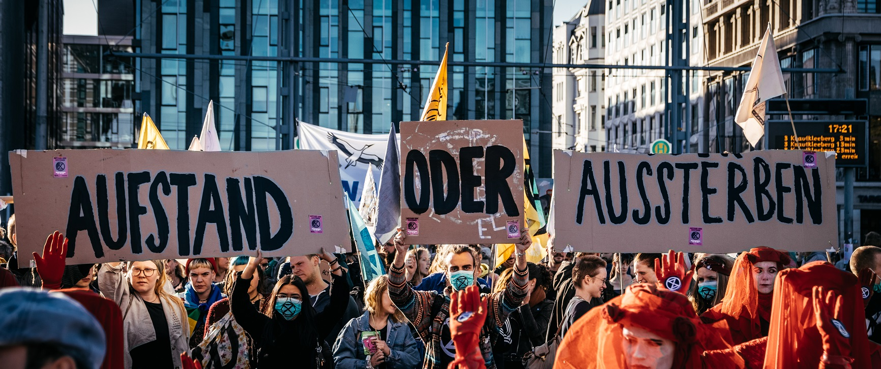 FFF am 20. September – eindeutig links und antikapitalistisch