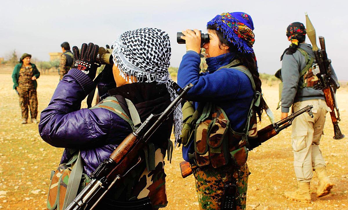 Erdoğan-Regime erwürgt revolutionären Prozess in Nordsyrien