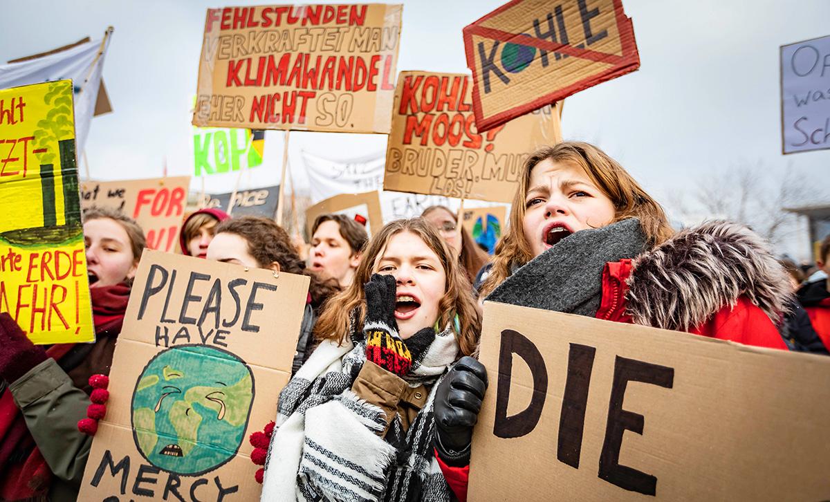 Sichern wir unsere Zukunft ‒ Systemwechsel nicht Klimawandel