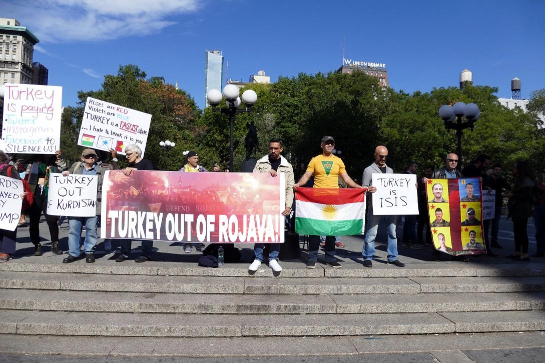 Verrat an den Kurden und Kurdinnen