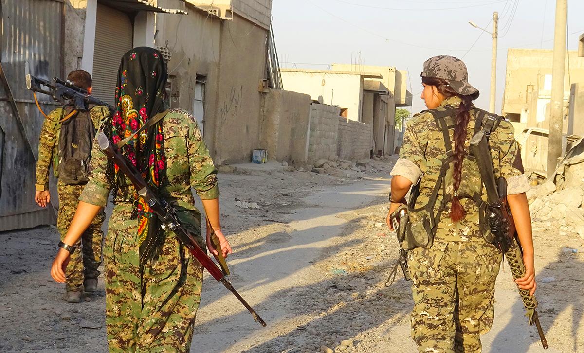 """Warum es keinen """"Verrat"""" an den Kurden gab"""