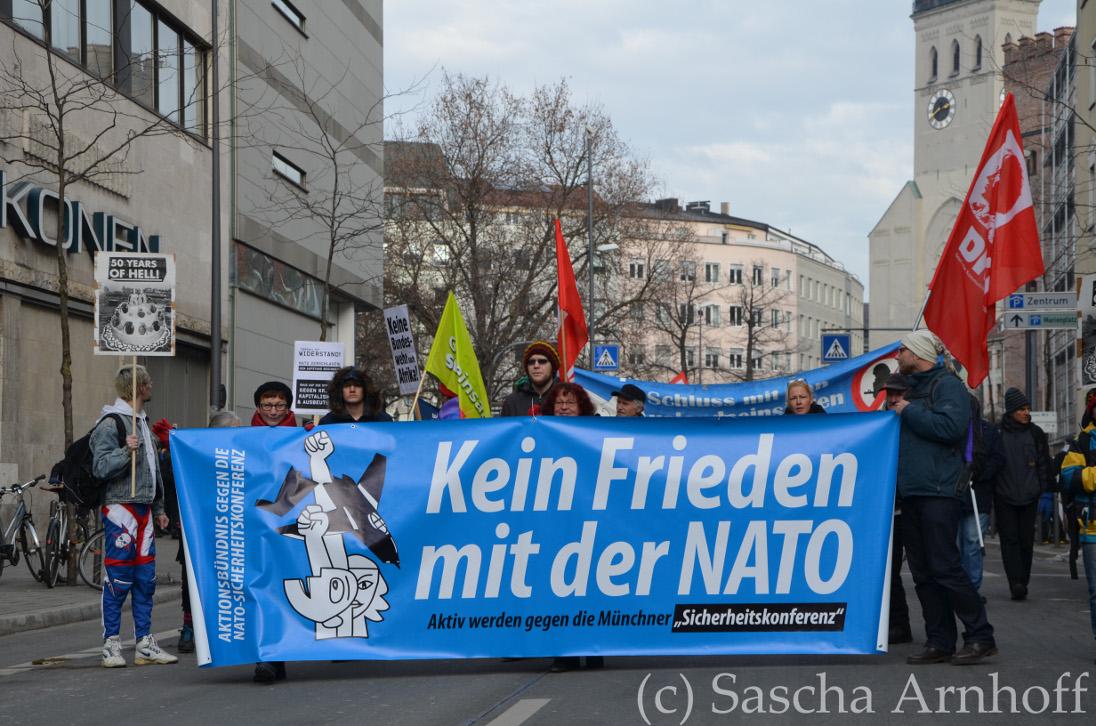 """Stellungnahme der ISO Ortsgruppe München zur sogenannten """"Sicherheitskonferenz"""" 2020 in München"""