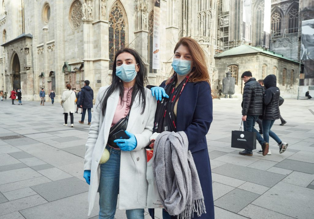 Bundesregierung verweigert Annahme von Atemschutzmasken