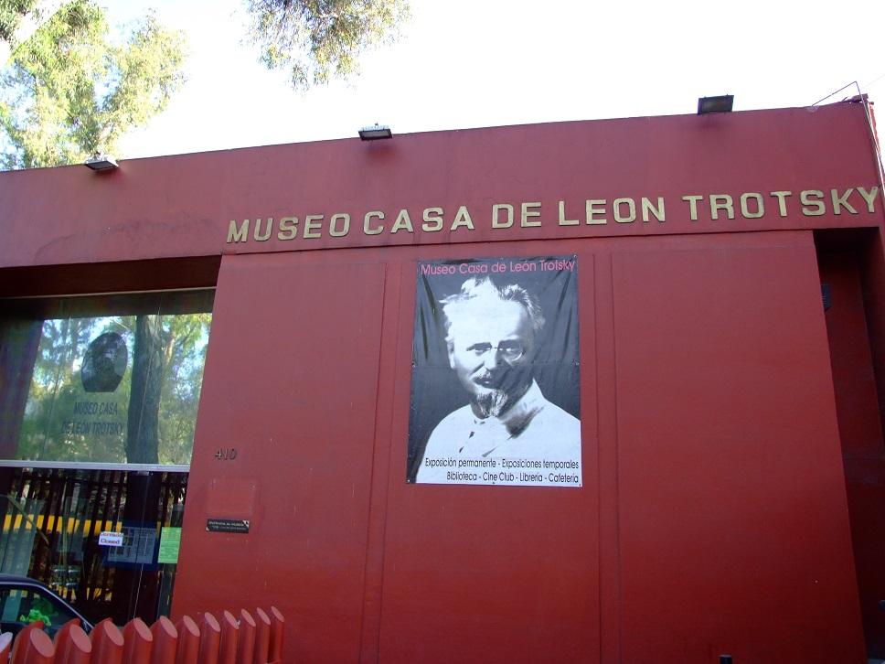 »Museo Casa de León Trotsky« in Mexiko