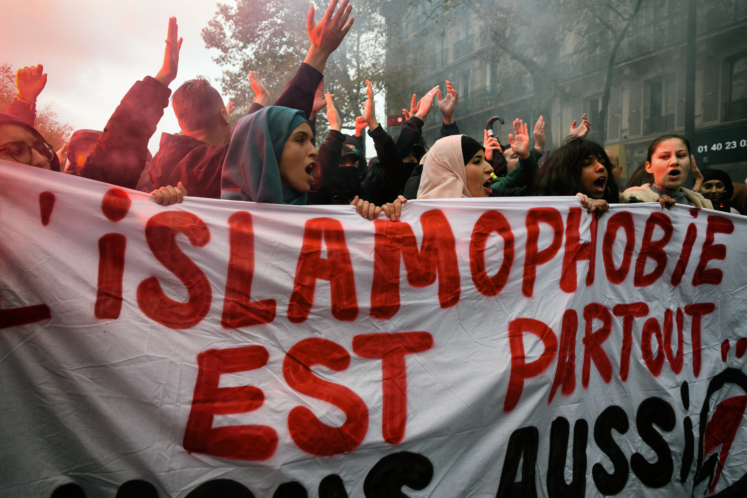 """Die Jagd auf Muslim*innen und """"Islamo-Linksradikale"""" ist eröffnet, verantwortlich ist Regierung"""