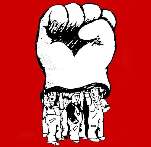 Für unsere Rechte streiten