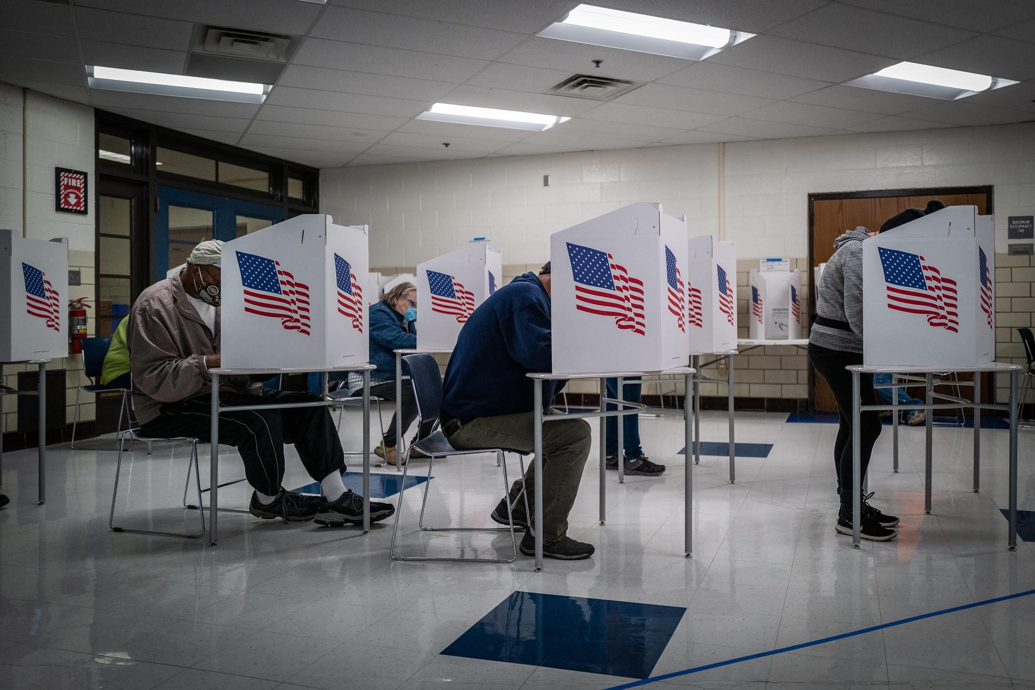Polarisierung und Rekordwahlbeteiligung
