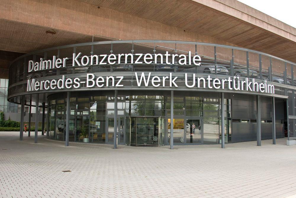 Daimler-Vorstand will Belegschaft erpressen
