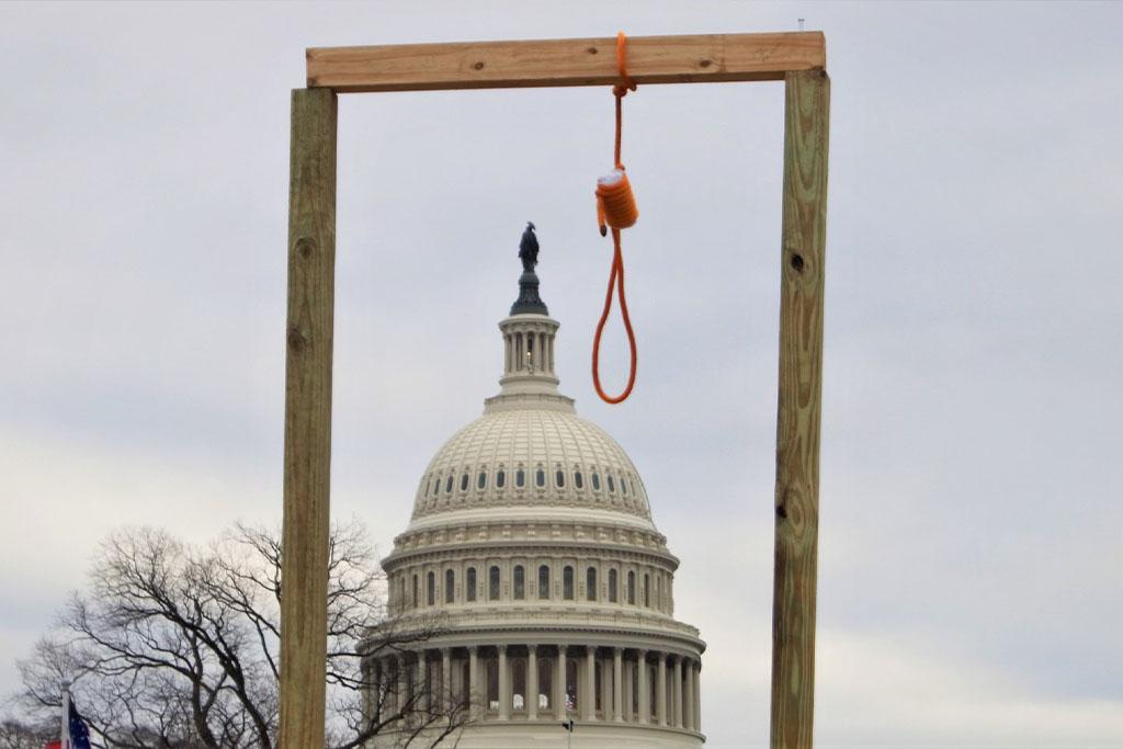 Sturm aufs Kapitol: Zeit für neuen Kurs gegen Rechts