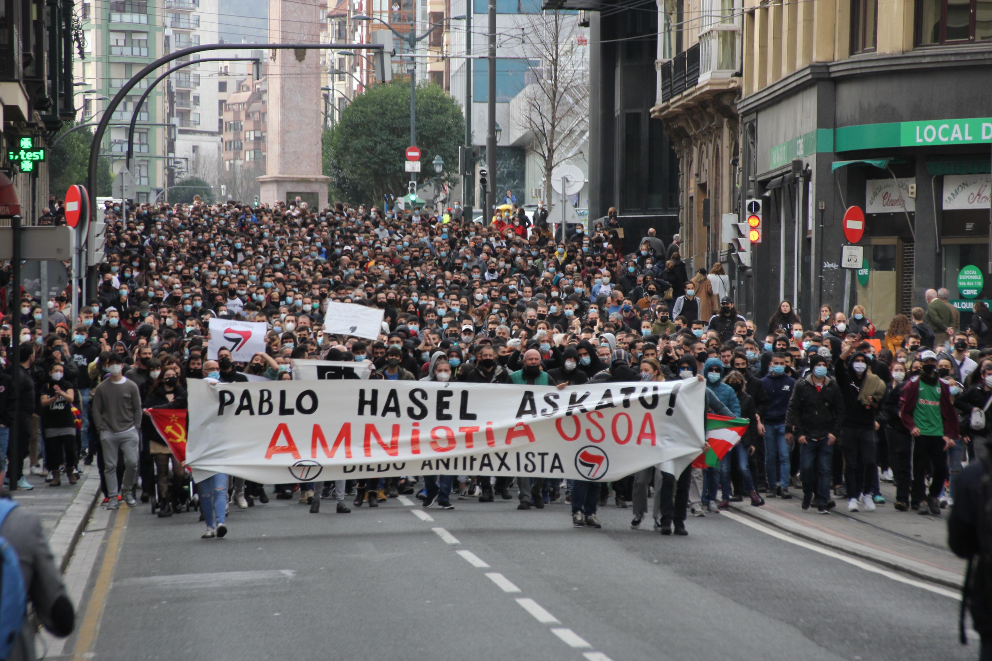 Pablo Hasel verteidigen, heißt demokratische Rechte verteidigen