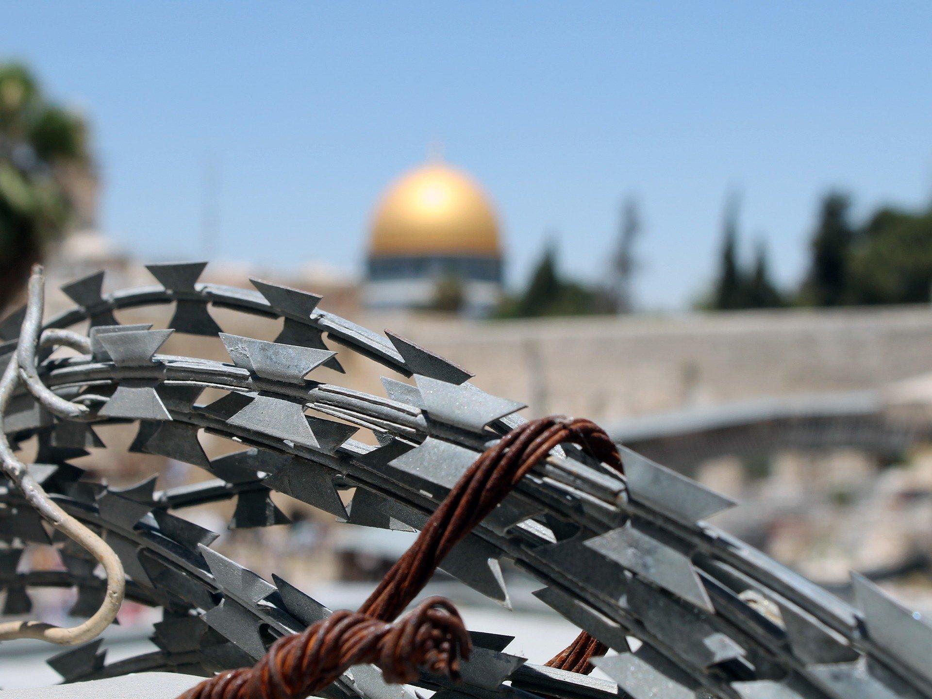 Solidarität mit den Palästinenser*innen