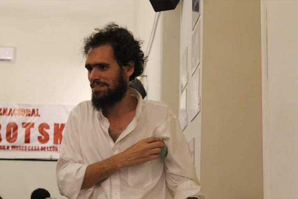 Für die Freilassung von Frank García Hernández und seinen Genossen