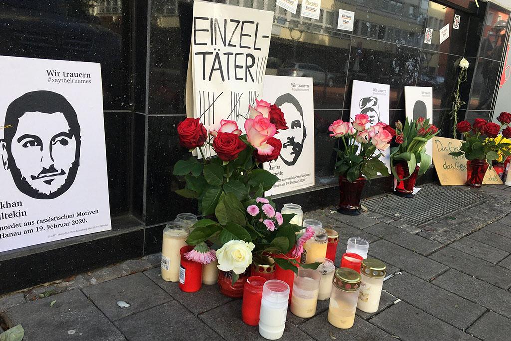 Rechte Hasskrieger ‒ Terror der vermeintlichen Einzeltäter