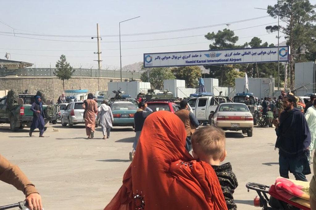 Solidarität mit den Opfern von Imperialismus und Taliban
