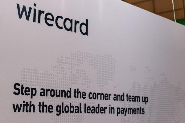 Wirecard-Werbebanner